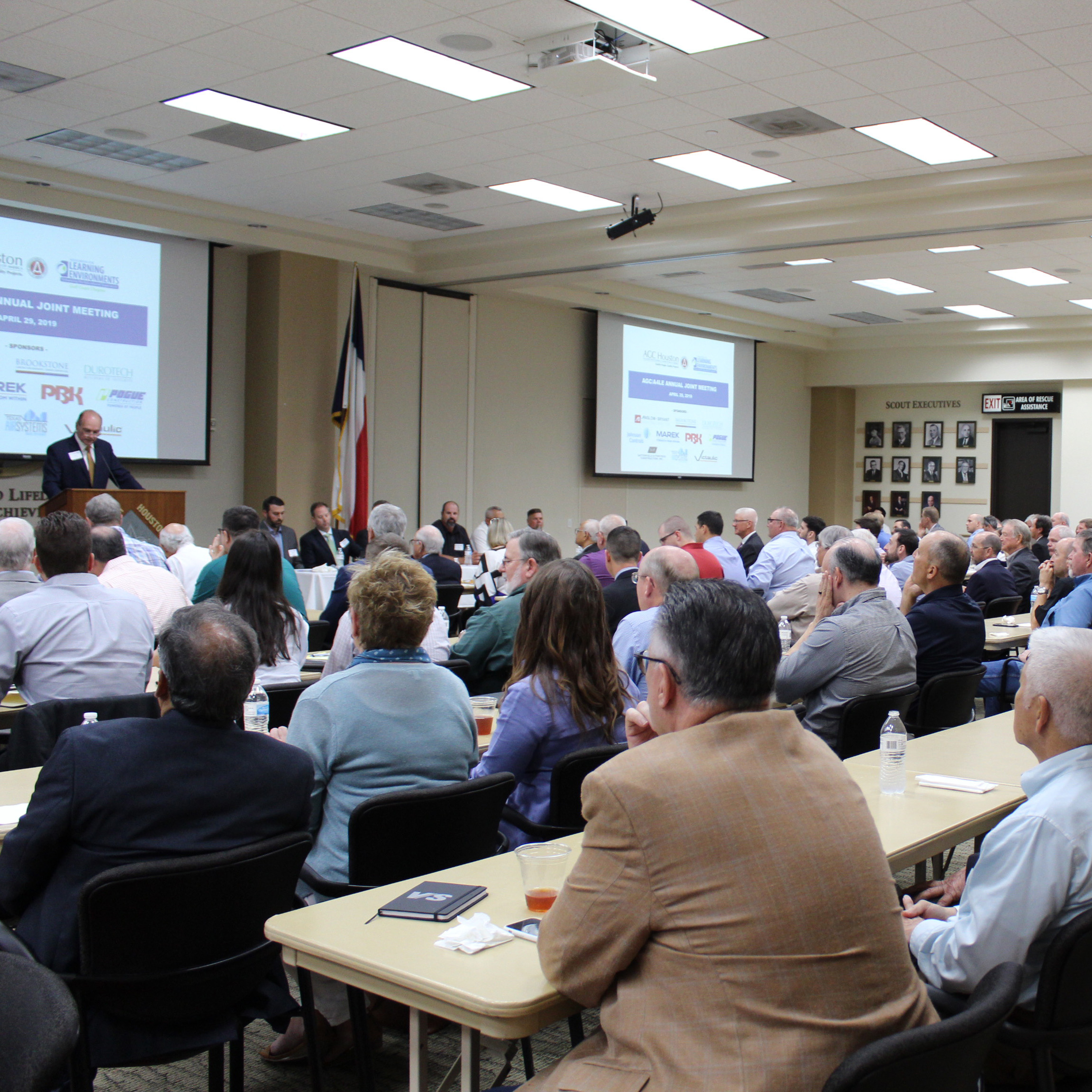 Annual AGC/A4LE Joint Meeting featuring the new K-12 cost report